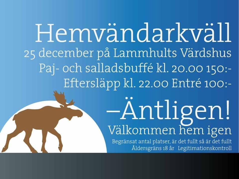 Logo och grafisk profil till Lammhults värdshus